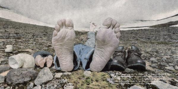 Imagined Iceland walk