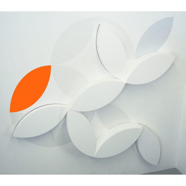'Delirium (or a beautiful orange leaf)'