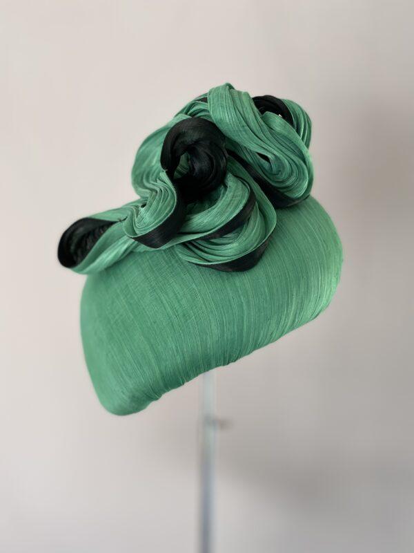 Silk Abaca swirl