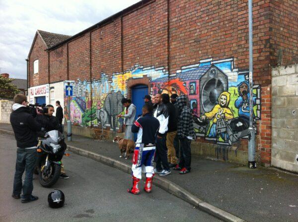 Street Art, Words, Paint, Song, Music Recording, Music Video