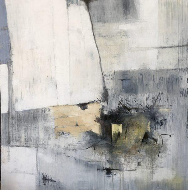 Titanium abstract