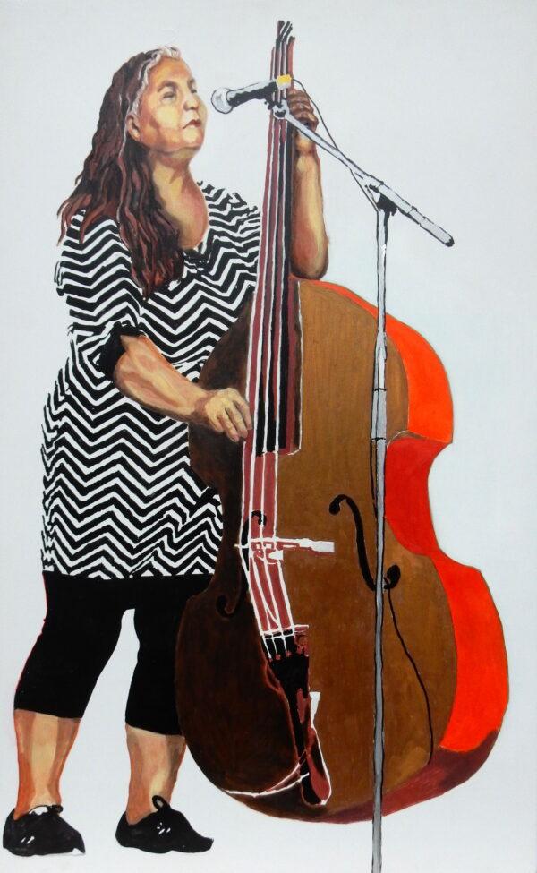 Carol Wilson - Arcadian strings - from the Essex bayou