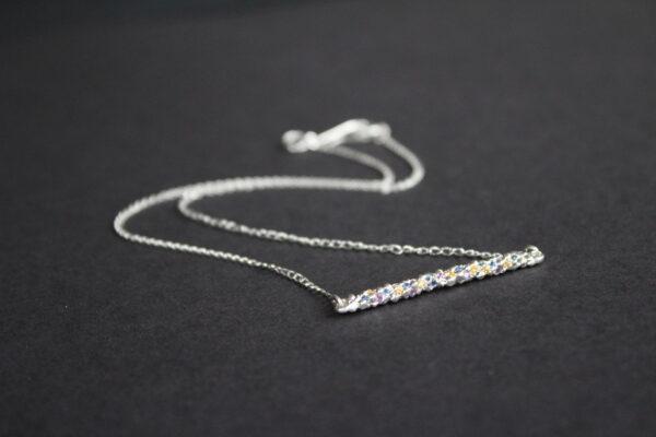 Stark Bar Necklace