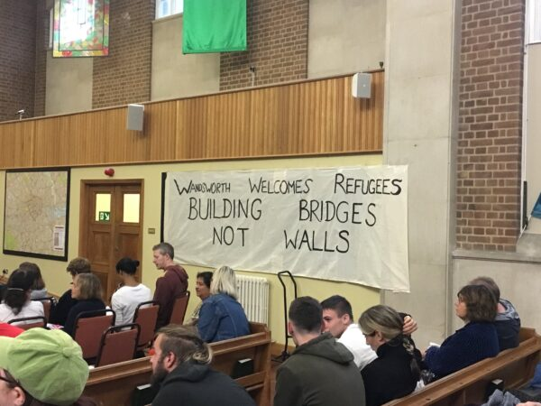 WWR Building Bridges Not Walls
