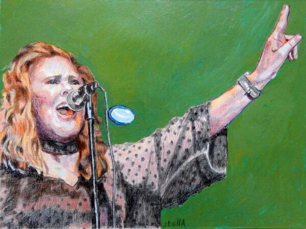 Carol Decker - T'pau - Half Moon Putney