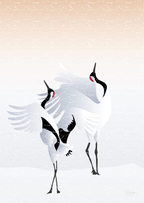 Dancing in the Snowlight