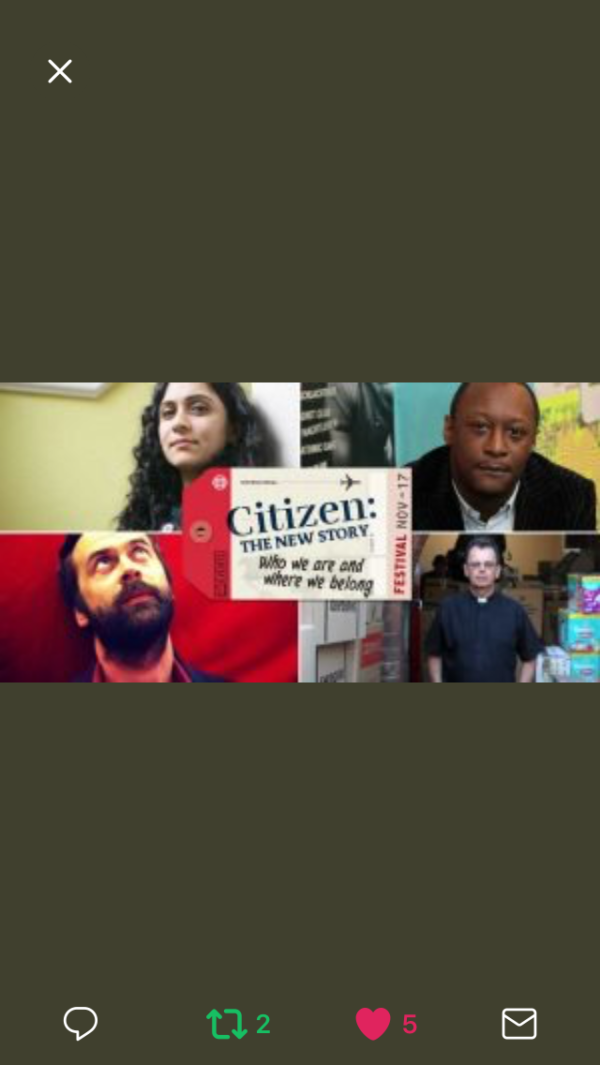 Citizen: the new story