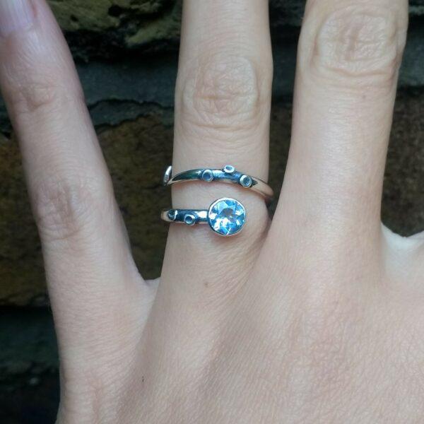 Octopus Tentacle Ring | Kraken Ring