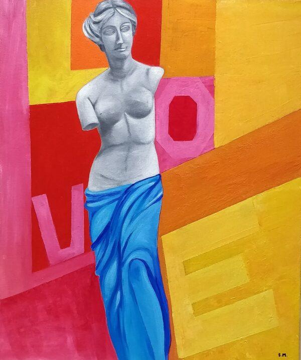 Venus: The Goddess of Love
