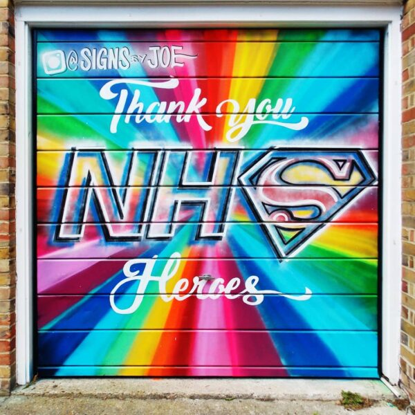 NHS Tribute