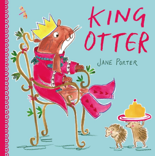 'King Otter' cover (Simon & Schuster, 2019)