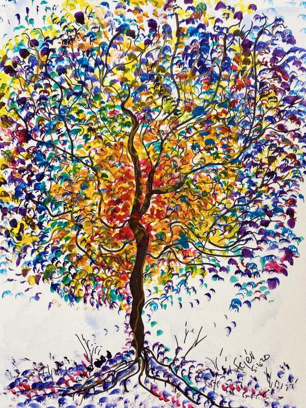 My Little Rainbow Tree