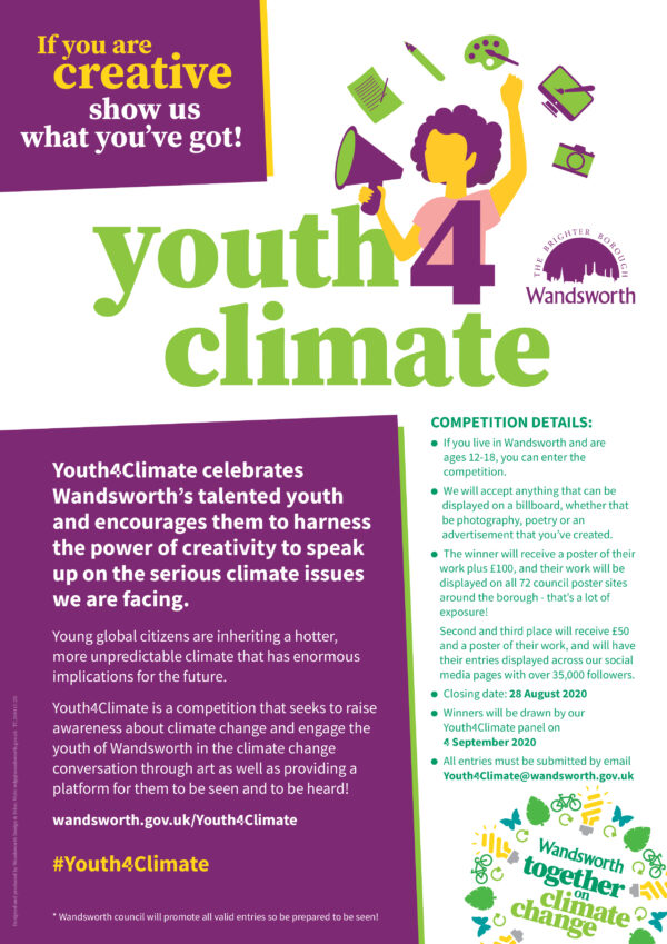 Youth4Climate Competition