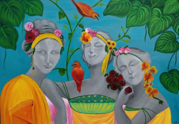 The Three Graces: II