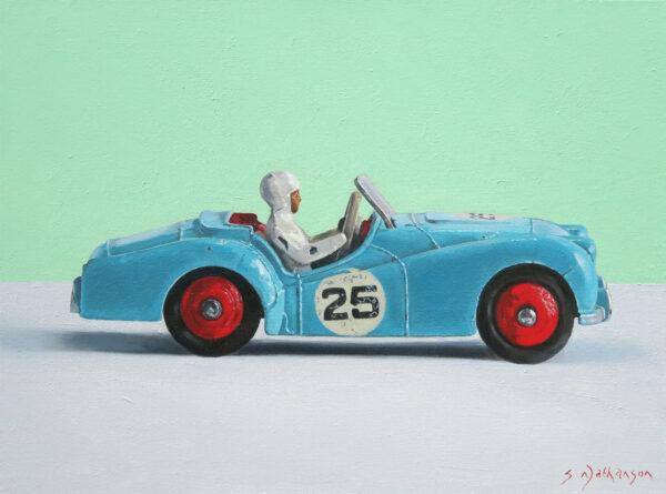 Triumph TR2 Sports Car (Model no.111, 1956-59)