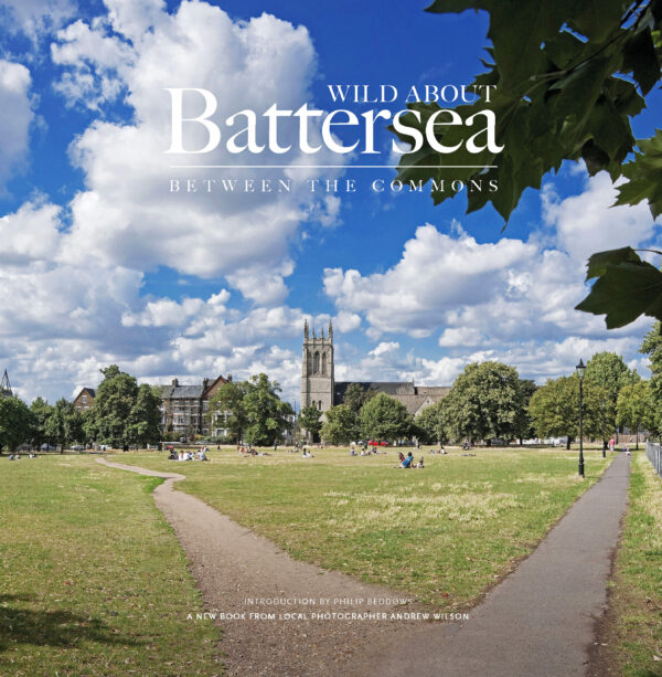 Wild about Battersea Book Cover
