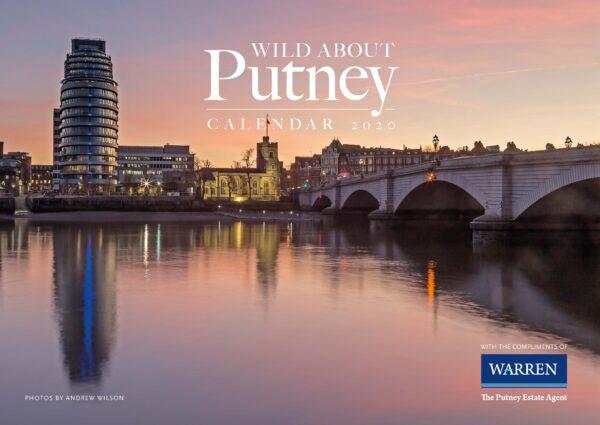 Wild about Putney 2020 Calendar