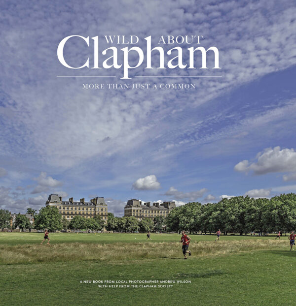 Wild about Clapham Book Cover