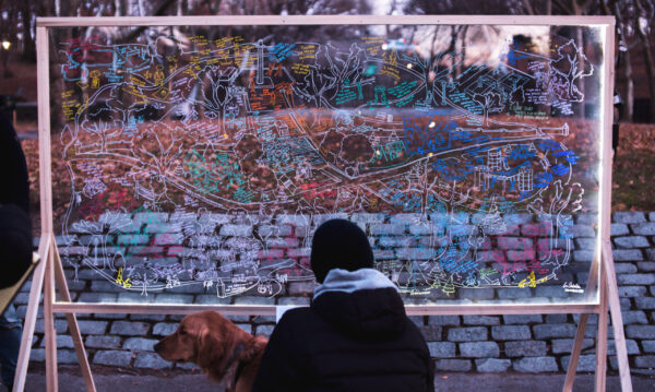 Visualizing Community Voices at Fort Greene Park