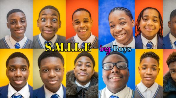 S.M.I.L.E-ing Boys