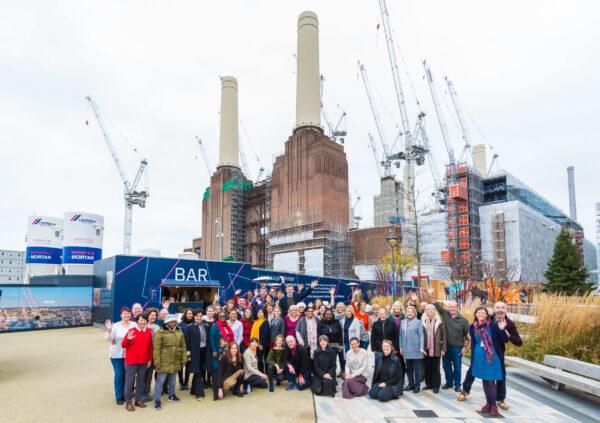 Battersea Power Station Community Choir with Gareth Malone