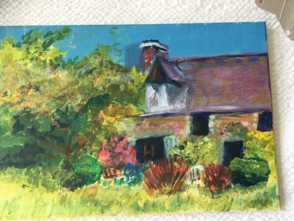 Maison Rose, Normandy