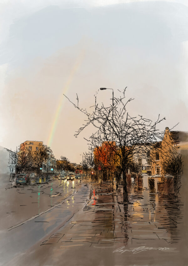 Chase the Rainbow, Balham High Road