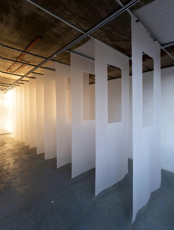 'LACUNAE', Nicholas K Feldmeyer