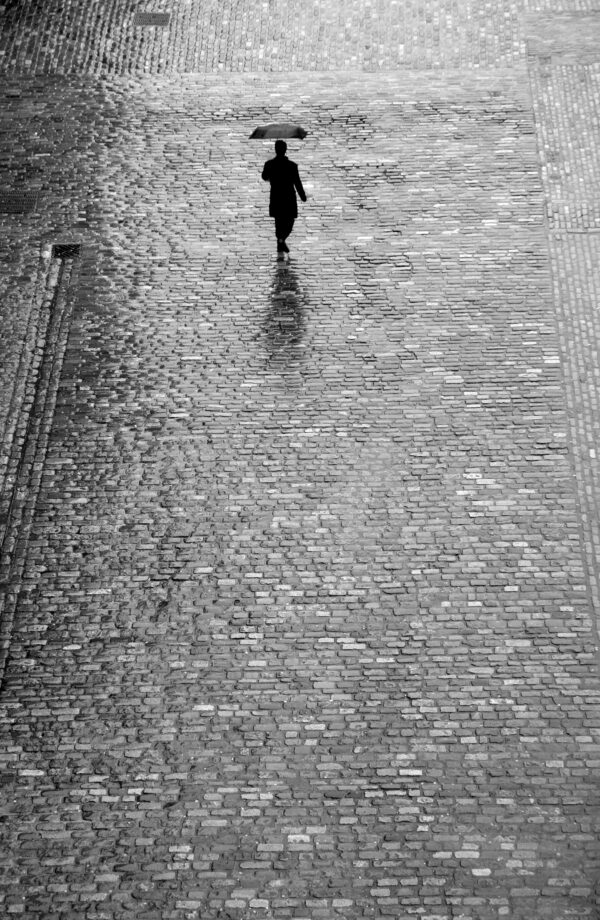 Covent Garden Rain Man