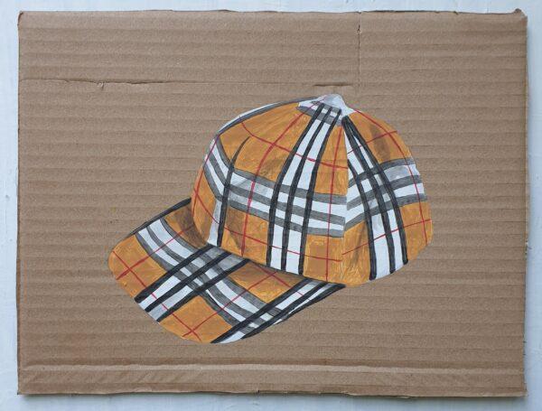 Fake burberry hat