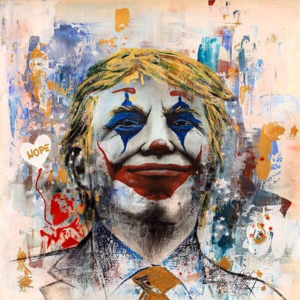 Trump: Joker
