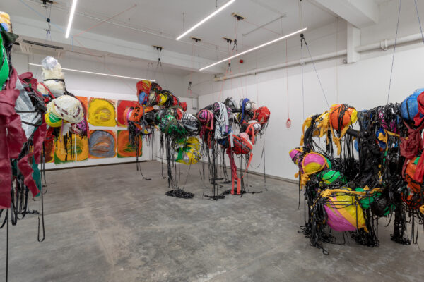 Nnena Kalu: Wrapping, Humber Street Gallery, Hull (Photo by Jules Lister)