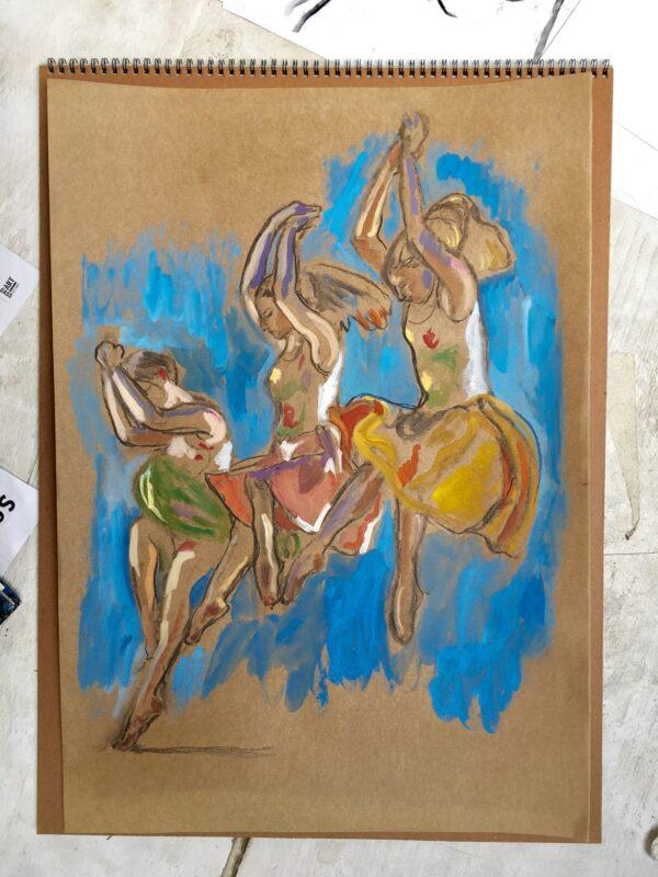 Summer Dancers