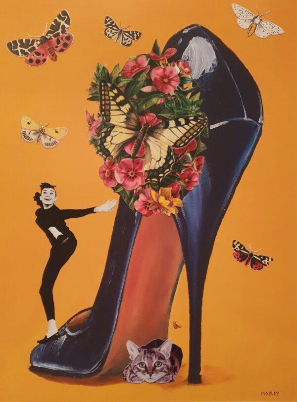 Audrey Hepburn Shoe