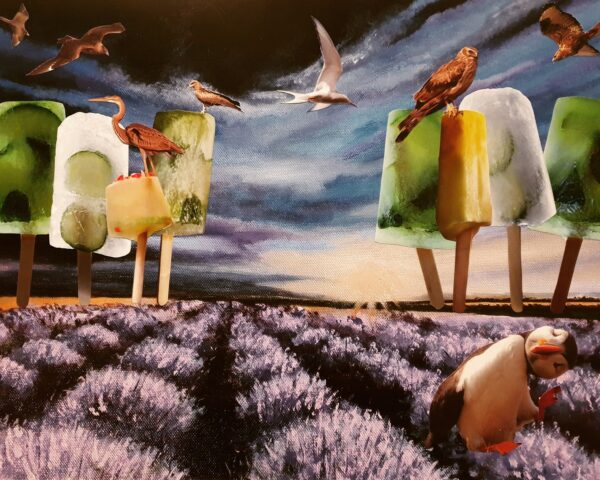 Ice Lolly Trees