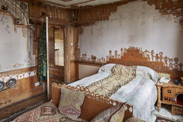 Front bedroom at 575 Wandsworth Road. Credit Robin Forster